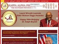 Kappa Alpha Psi - Southern Province